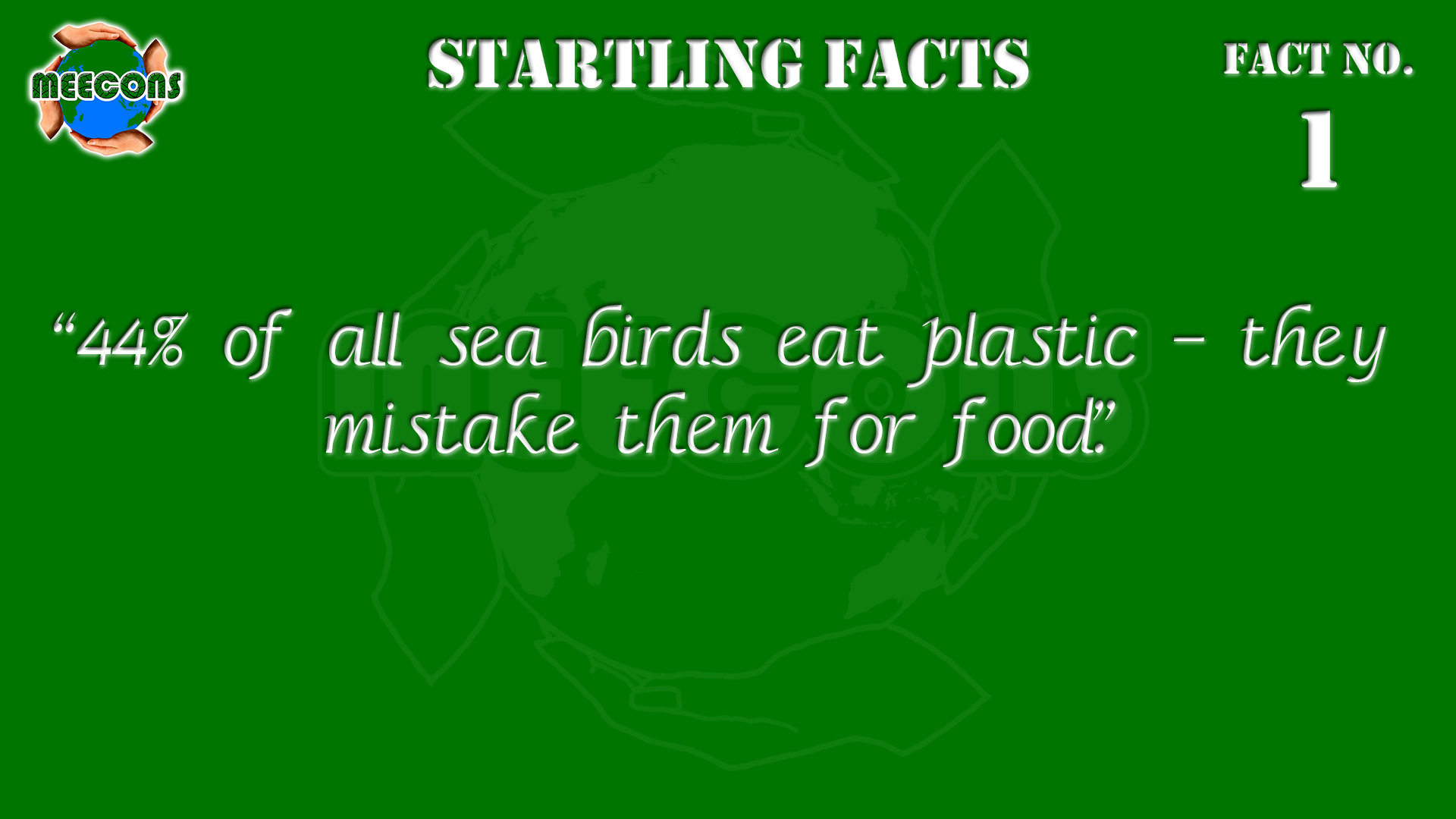 Startling Fact 1